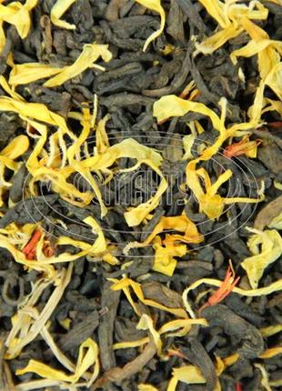 Чай Пуэр Ваниль 500 г