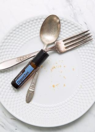 «Дзен пищеварения», смесь эфирных масел, роллер, 10 мл
