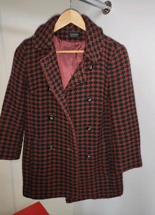 Пальто женское осенне-весеннее TOPSHOP