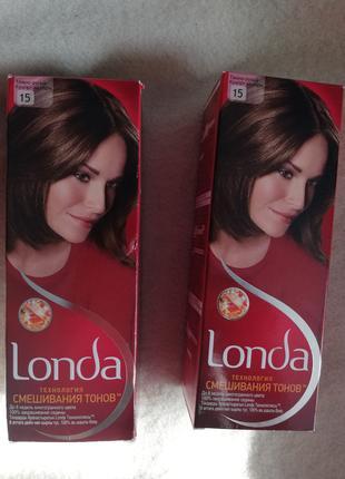 Краска для волос Новая цвет тёмно-руссый