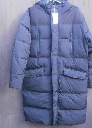 Продам  длинный мужской  пуховик пальто куртку