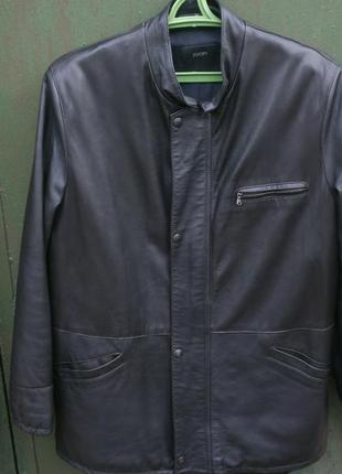 Акция !продажа срочно  кожаная куртка итталия оригинал