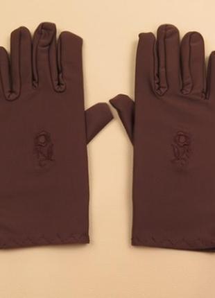 7-8 жіночі рукавички женские перчатки весенне - летние перчатки