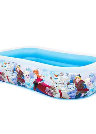 Надувной бассейн Холодное Сердце 58469