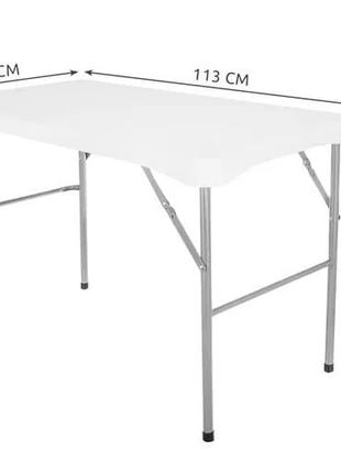 Складной туристический стол+ 2 скамейки. Польша. А.