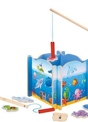 Игровой набор рыбалка playtive.