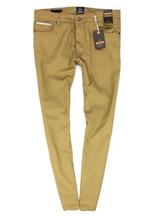 Тонкие джинсы industrialize