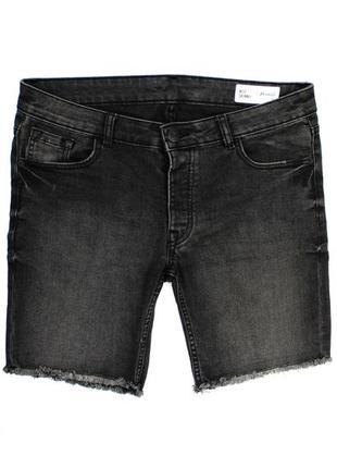 Стрейчевые джинсовые шорты denim co