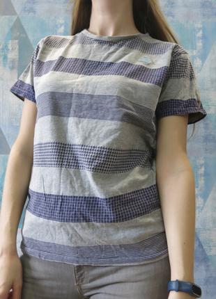 Просторная футболка унисекс