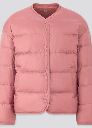 Куртка uniqlo ultra light down размер xs юникло оригинал