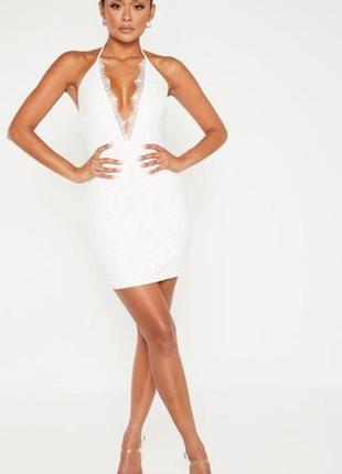 Распродажа!!!!  кружевное мини платье
