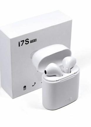 Беспроводные наушники Bluetooth HBQ i7S TWS