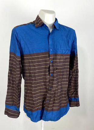 Рубашка стильная black mamba