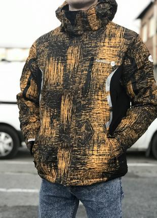 Мужская зимняя куртка NS124_57