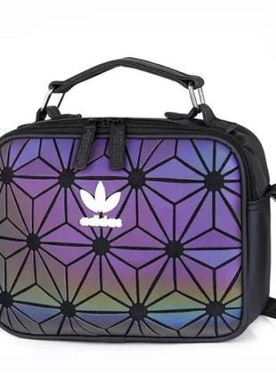 Сумка клатч женская в стиле adidas 3d mini airliner bag issey ...