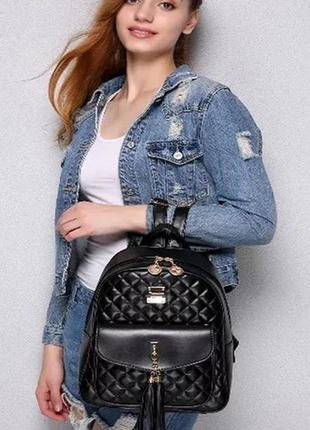 Рюкзак женский городской для девушки