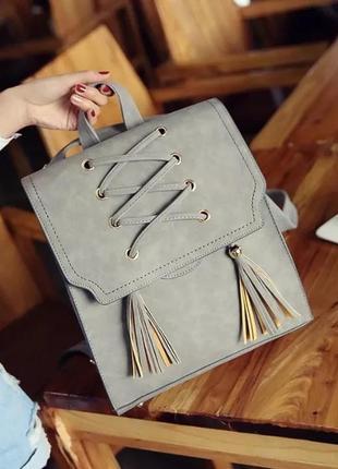 Рюкзак сумка женский трансформер