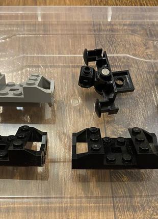 Lego лего детали для поезда