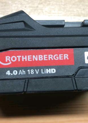 АКБ Rothenberger