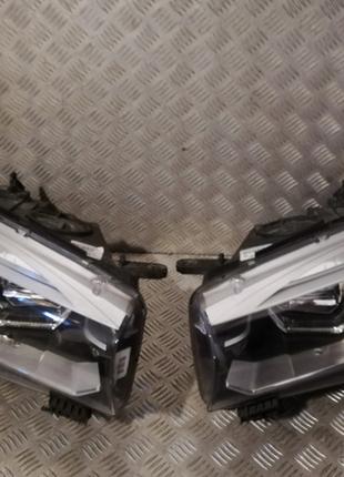 Б/У Фары BMW X5 F15 X6 F16 Ful Led Adaptive