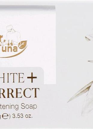 Отбеливающее мыло для лица Farmasi Dr. Tuna White + Correct