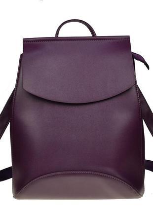 Рюкзак сумка женский городской трансформер