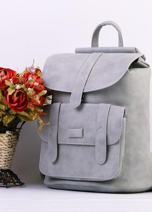 Рюкзак сумка трансформер женский городской для девушки кожзам ...
