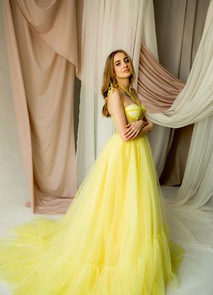 Вечірня сукня Вечернее платье