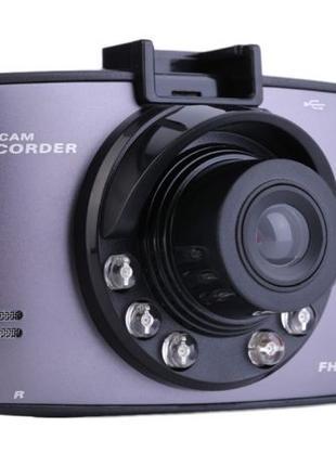 Автомобильный Видеорегистратор G30 - Full HD - 3 Мп -G-сенсор ...