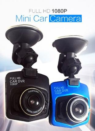 Автомобильный Видеорегистратор GT300 - Full HD - G-сенсор - Но...