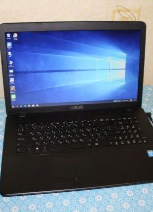 """Игровой Ноутбук ASUS X751m - 17,3"""" - 4 Ядра - 2 Видеокарты (3 ..."""