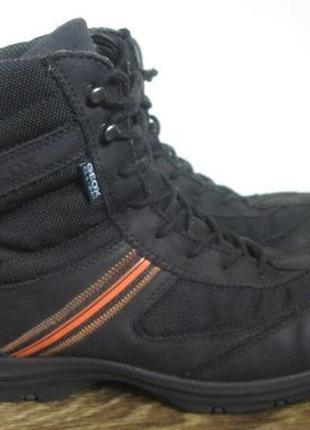 Зимние ботинки geox gore tex р.38