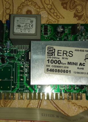 Модуль управления MINISEL 546080600 для стиральных машин Ardo TL1