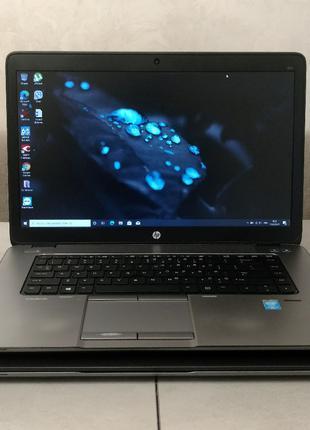 Ультрабуки HP Elitebook 850 G1, 15,6'' FHD, i5, 256GB SSD, 8GB