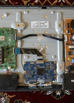 LED Телевизор Samsung UE32F6100AK с поддержкой 3D на запчасти