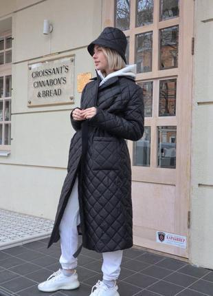 Весенняя куртка с поясом