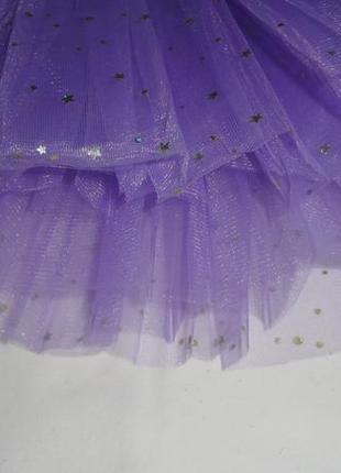 Фатиновая юбка - пачка 2-7 лет