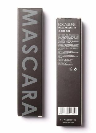 Тушь для ресниц mascara . объем. водостойкая.