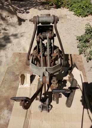 Педальный узел ГАЗ-66