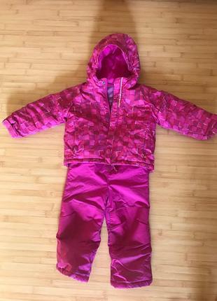 Зимний комбинезон и куртка Columbia (2T)