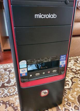 Системник за 100$ Intel Xeon 4ядра 2.83GHz., 4 ОЗУ, HDD 500GB