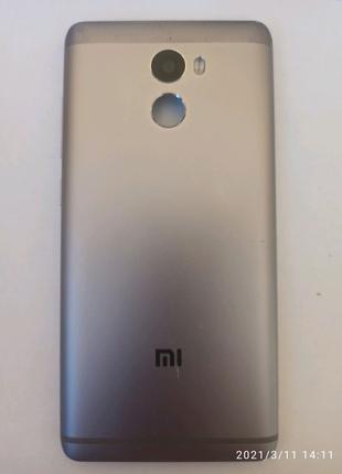 Xiaomi redmi 4 крышка