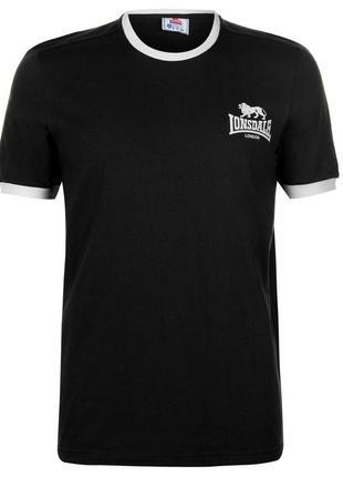 Мужская футболка спортивная lonsdale