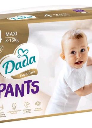 Памперси DADA Extra care 4