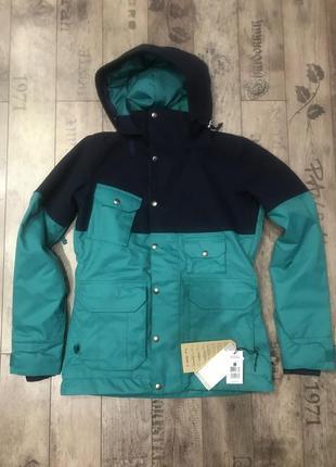 Куртка burton aurora {s} gore-tex сноуборд