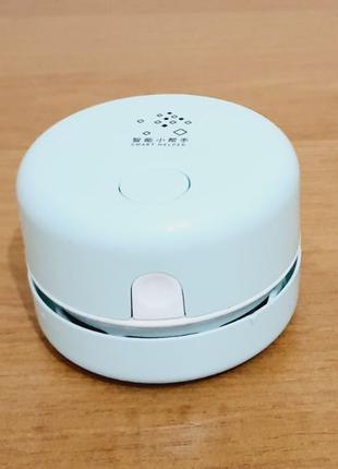 Настольный мини пылесос, заряжаемый через USB кабель