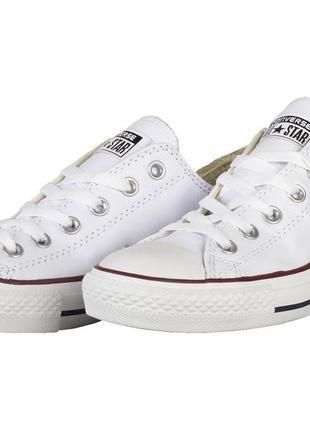 Converse all star chuck taylor унисекс кожаные кеды кроссовки