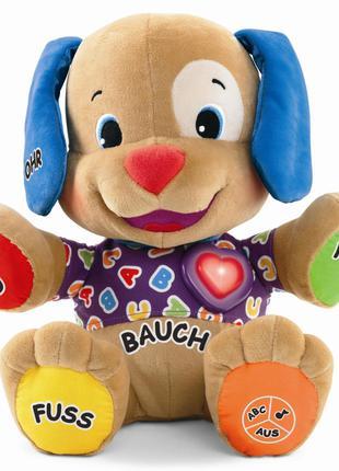 Fisher-Price Інтерактивна іграшка Розумне цуценя Умный щенок