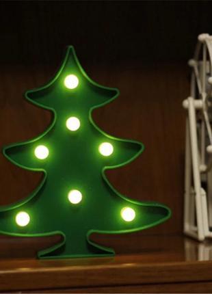 Ночник рождество