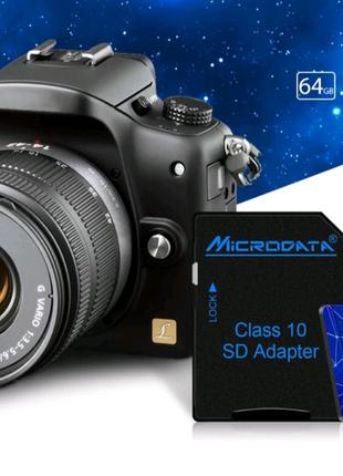 карта памяти Micro SD Class 10 32GB